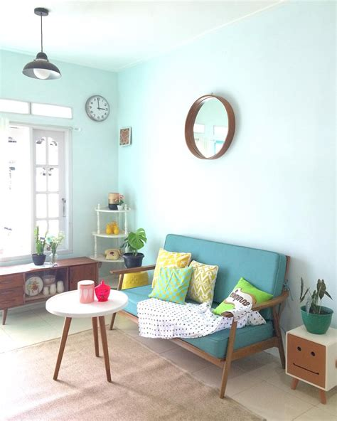 ide   menata ruang tamu minimalis makin cantik