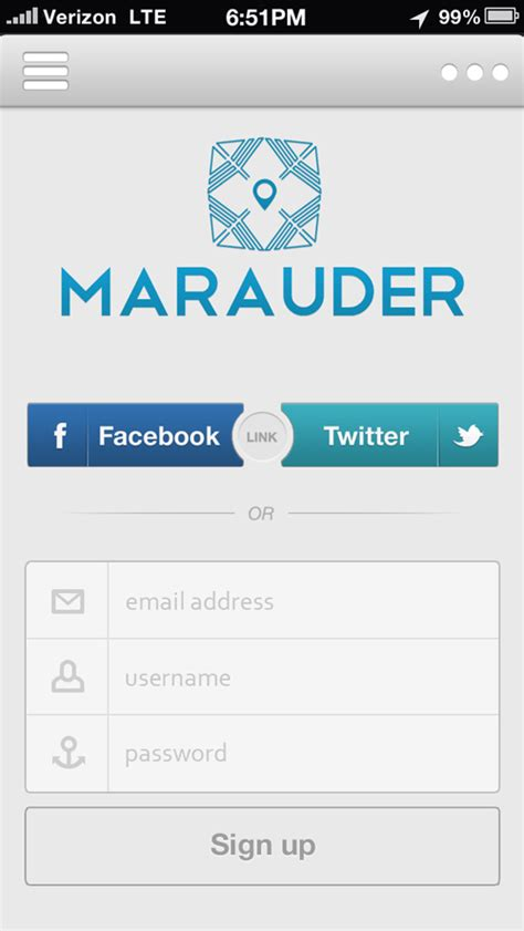 mobile sign up sign up screen app ui designs inspiration graphic
