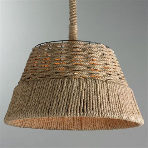 Basket Pendant Light Hemp Basket Pendant Shades Of Light
