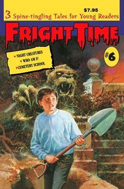 fright time 6 by waldman publishing corp
