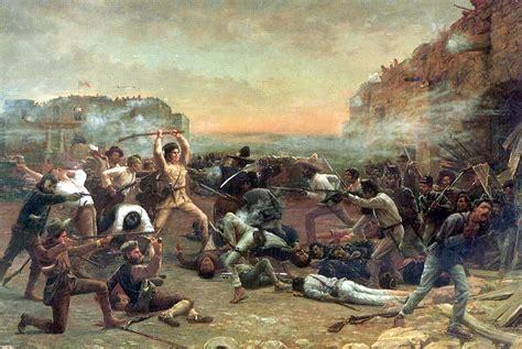 the battle of the alamo 1836 texas revolution image gallery the alamo 1836