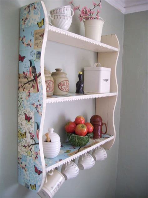 shabby chic kitchen shelving 17 best ideas about shabby chic bookcase on