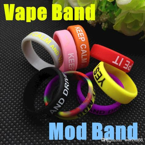 Vape Band Vape Rubber Band Vaporizer vape rubber band diameter 2cm black jakartanotebook