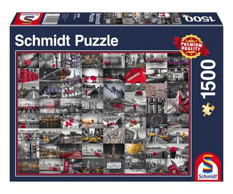 Jigsaw Puzzle Schmidt View On Comder See 1000 Pieces puzzle cityscapes schmidt spiele 58296 1500 pieces jigsaw