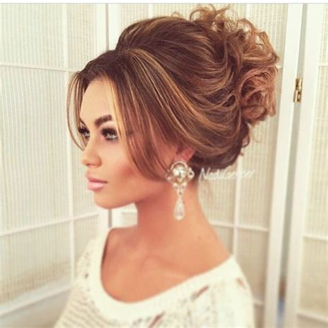 best 25 high updo wedding ideas on