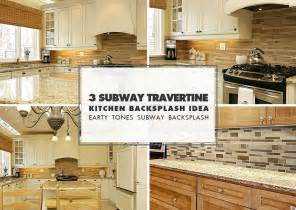 travertine backsplash tile subway plank design from the kitchen how combine art with functionality