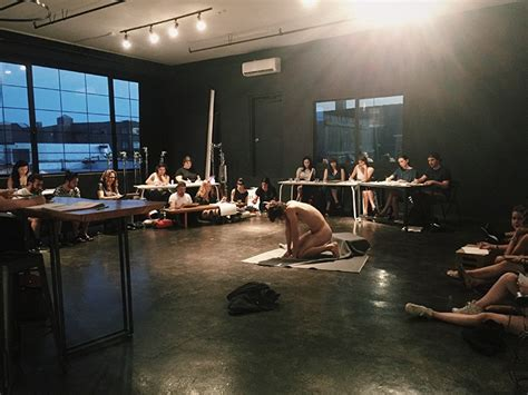 Live Model Drawing Nyc