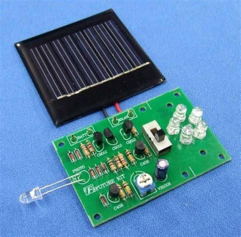Fk1002 Solar Garden Light Solar Garden Light Circuit