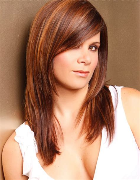 medium to lo g hairstyles 10 medium long haircuts learn haircuts