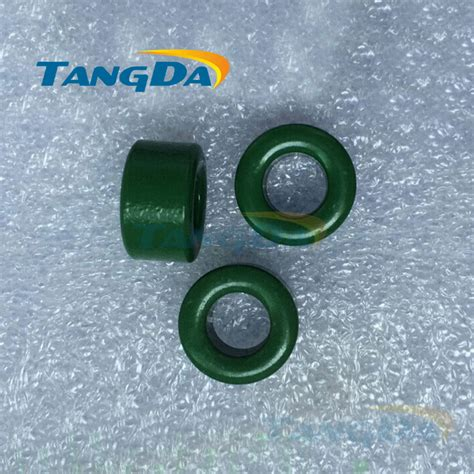 inductor magnetic bead tangda sendust fesial toroidal cores inductor od id ht 58 25 16 mm al 287nh n2 ue 125 as226125a