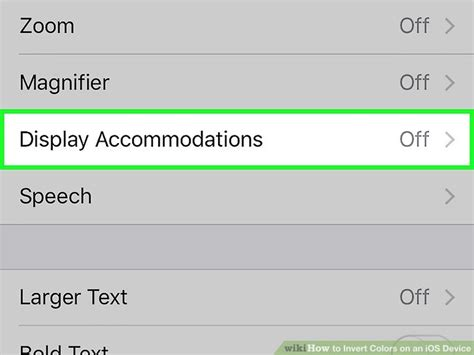 how to turn on invert colors 2 easy ways to invert colors on an ios device wikihow