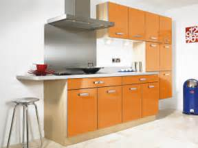 Furniture For Small Kitchens Orange Kitchens