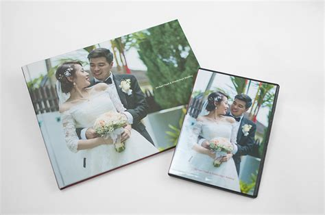 Wedding Album Malaysia by Photobook Wedding Photobook Wedding Photobook Design