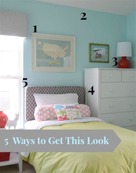5 ways to get this look simple shared bedroom infarrantly creative