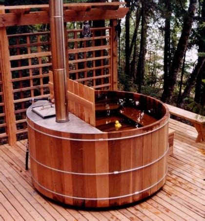 wood burning bathtub wood fired hot tubs hot tubs tubs and woods