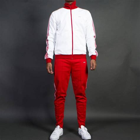 Made White adidas the bechenbauer tracksuit made in germany white