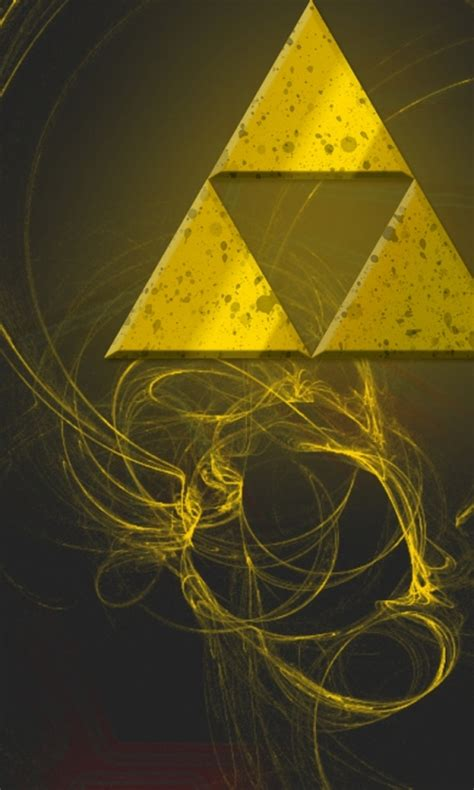Link Triforce The Legend Of Princess Iphone All Hp the legend of triforce wallpaper for phone by