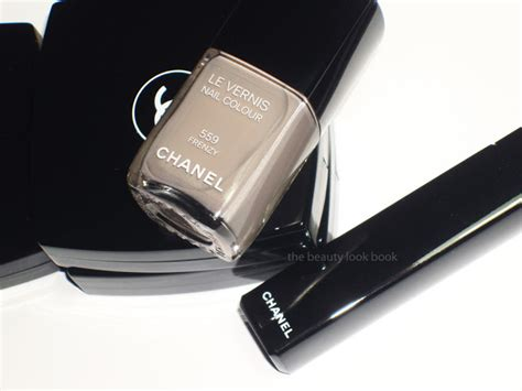 Prewalker Collection 559 Beige chanel frenzy 559 le vernis fall 2012 the look