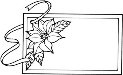 disegni di cornici da stare disegno di cornice con fiore da colorare disegni da