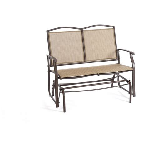 2 seater glider bench buy greenhurst 2 seater glider bench at argos co uk your