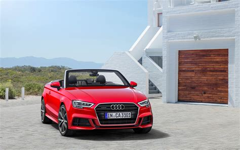 2017 audi a3 convertible 2017 audi a3 cabriolet wallpaper hd car wallpapers id 6866