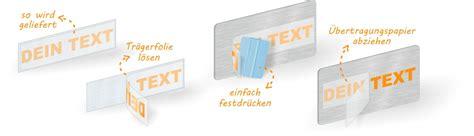 Klebebuchstaben Eigene Schrift by Buchstaben Aufkleber