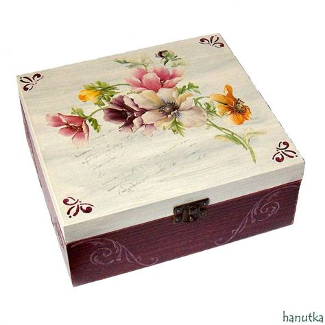 Decoupage Cards Ideas - 1019 best decoupage cajas images on boxes
