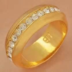 Sendal Wanita Ring Emas Murah koleksi cincin pria dengan model terupdate