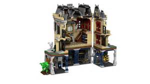 Lego Headquarters lets make lego wayne manor happen graphic policy