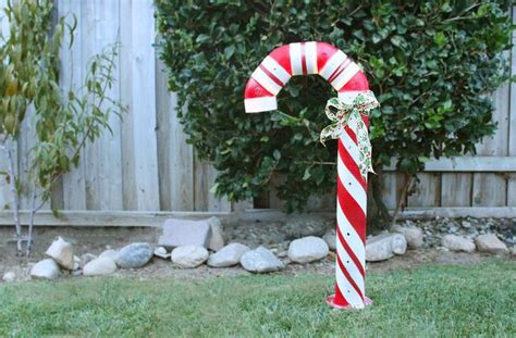 outdoor 8 diameter christmas lollipops how to go above and beyond with your decor this year ehow