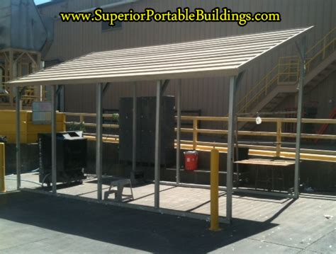 Metal Garage Awnings Superiors Buildings Metal Awning 2