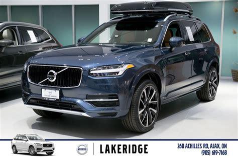 2019 Volvo In Hybrid by New 2019 Volvo Xc90 Momentum T8 Hybrid Sport Utility In