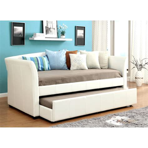 upholstered day bed daybed with trundle and bookcase coaster daybeds by coaster wooden nurani