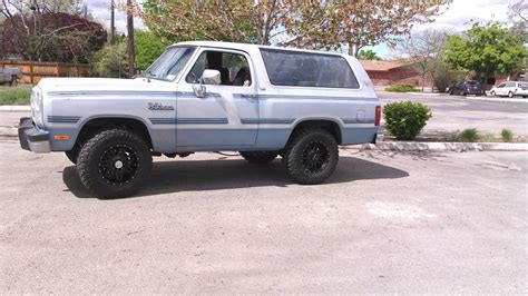 dodge ramcharger   automatic  sale  boise id