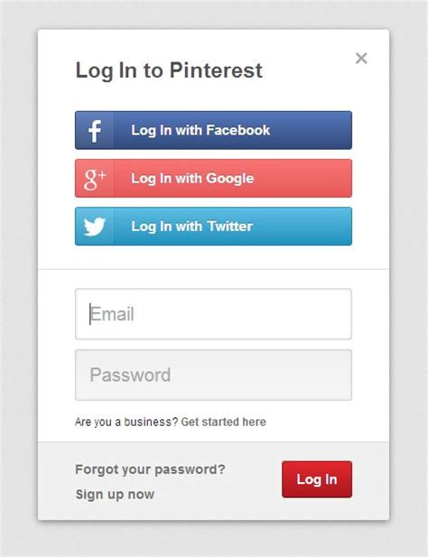 pinterest login the world s catalog of ideas