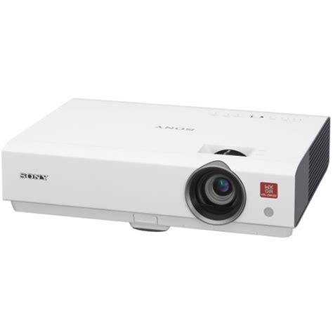 Proyektor Sony Dw122 sony vpl dw122 2600 lumen wxga mobile projector vpl dw122 b h