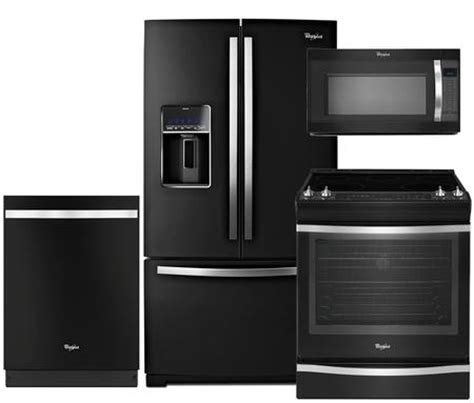 whirlpool kitchen appliances whirlpool kitchen appliance packages wh4pcfsfdefibkkit2
