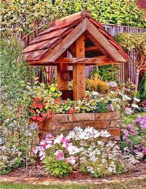 Garden Well by Wishing Well Garden Delights