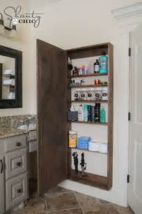 Storage Ideas Diy 30 Diy Storage Ideas To Organize Your Bathroom