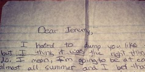 breakup letter this is how you up with your boyfriend in the 90s