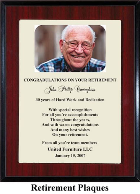 Retirement Recognition by Home Golden Moments By Rei