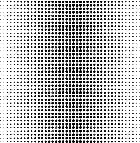 pattern dots gradient dots pattern on a white royalty free cliparts vectors
