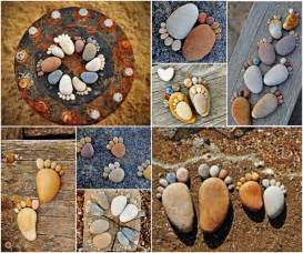 Homemade Doormat 20 Fabulous Diy Garden Decorating Ideas With Rocks And