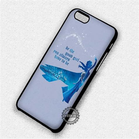 Frozen Disney D0241 Iphone 7 elsa quote frozen disney princess iphone 7 6 5 se cases