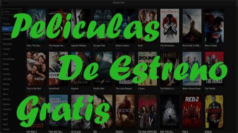 cine en casa gratis peliculas gratis time4popcorn estrenos cine en casa