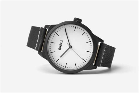 breda watches summer 2016 collection cult edge