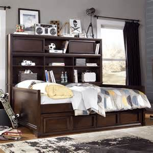 grayson bookcase day bed rosenberryrooms com