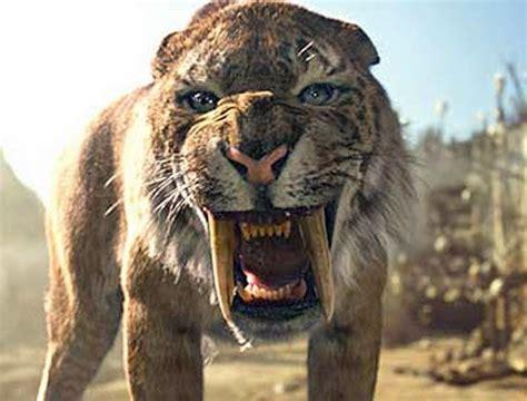 imagenes animales prehistoricos 10 animales de la prehistoria que podrian resucitar