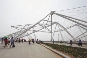 struttura a traliccio il tridente di xi an