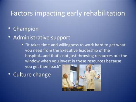 Laws In H Requarding Detox At Hospital by Implementing Icu Rehab Program Part 1 Roundtable 2014